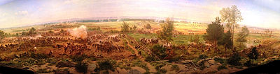 Paul Philippoteaux_-_Gettysburg_Cyclorama